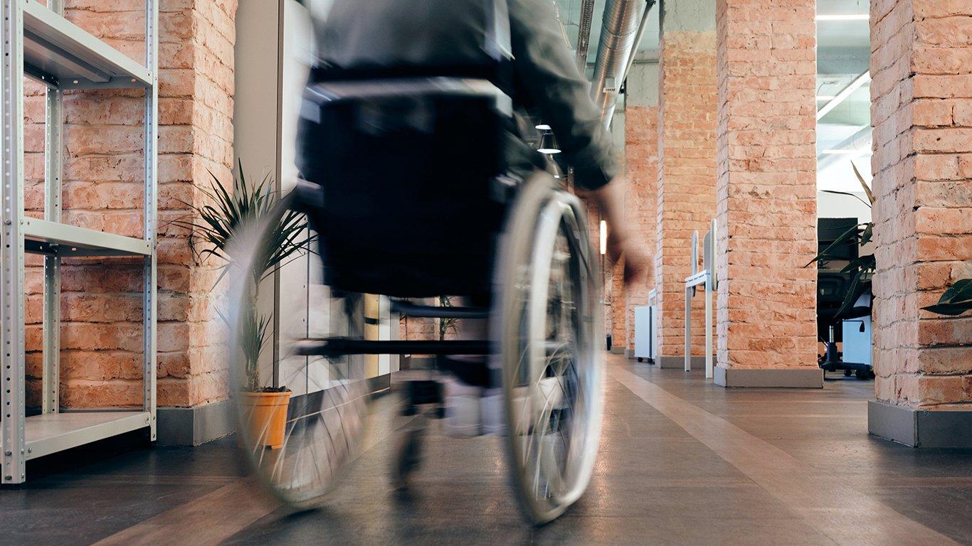 Behindertenwerkstätte