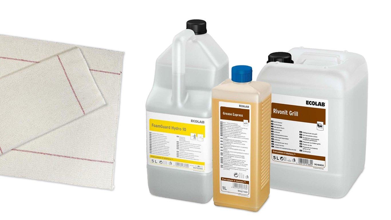 Reinigungsprodukte_Produkte für die Küchenhygiene