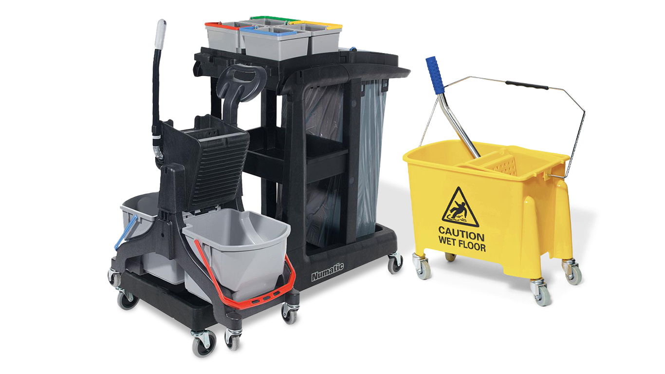 Reinigungstechnik_Reinigungswagen